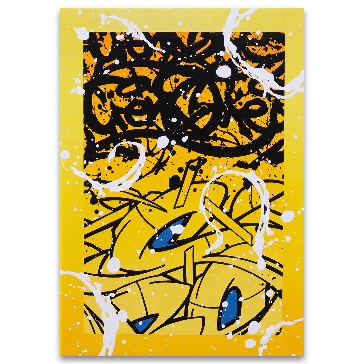 Cren-Unnecessary-Roughness-Yellow